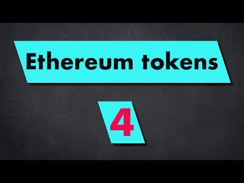 Ethereum Tokens: ERC165 (smart contract interfaces)