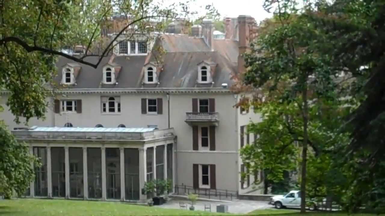Winterthur Garden Visit - YouTube