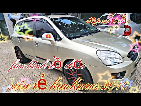 kia kares 2010 siêu đẹp giá rẻ bất ngờ 245 tr fix 10 tr LH 0961408726
