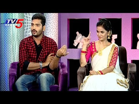 Sundarakanda Serial Fame RaviKrishna & Vaishnavi Exclusive Interview | TV5 News
