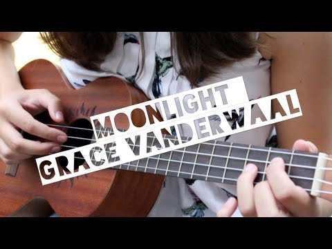 Ukulele Lesson - Moonlight - Grace VanderWaal (Fingerpicking + easy Chords)