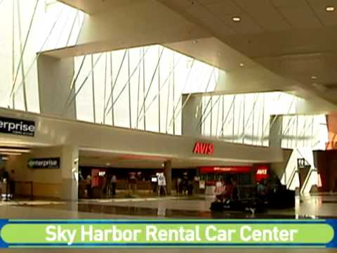 Phoenix Sky Harbor - Rental Cars