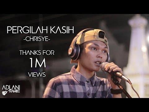 Pergilah kasih - Chrisye | Adlani Rambe [Live Cover] Tugu Jogjakarta