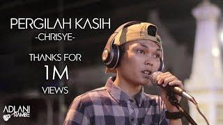 Pergilah kasih - Chrisye | Adlani Rambe [Live Cover] Tugu Jogjakarta MP3
