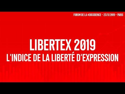 Présentation du Libertex 2019 par Jean-Yves Le Gallou - Forum de la Dissidence 2019