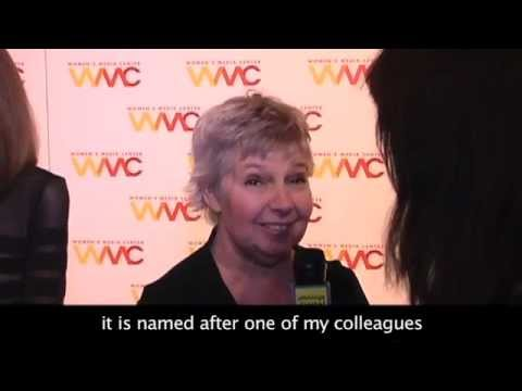 One to One with Gloria and Robin Morgan at The Women's Media Center 2012 Awards