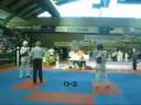 kastriot ramadani taekwondo fight