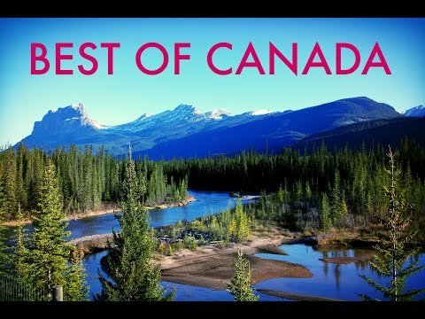 CANADA TRAVEL: FROM BANFF - LAKE LOUISE - KELOWNA TO VANCOUVER