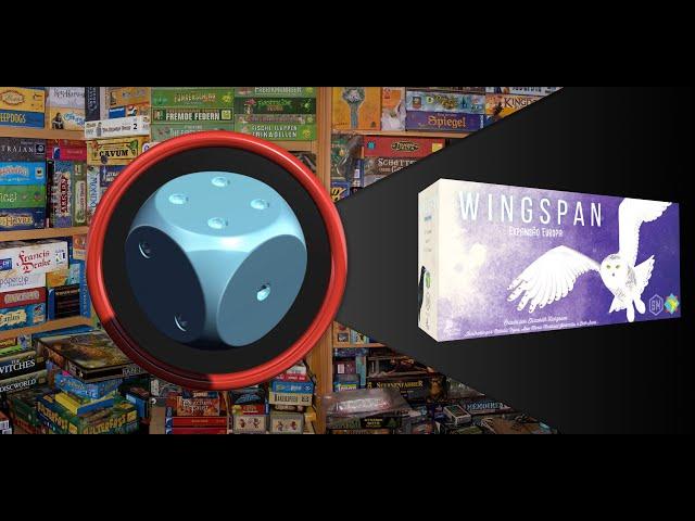 Wingspan: Expansão Europa - Como Jogar