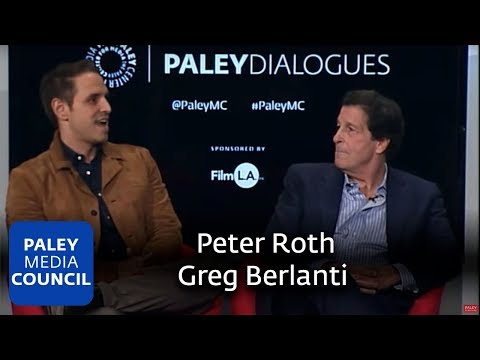 Peter Roth and Greg Berlanti in Conversation