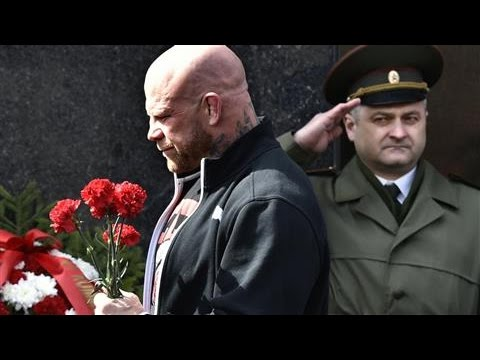 U.S.-Born Fighter Is New Face of Russia's Communist Party