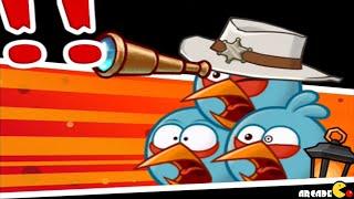Angry Birds Fight! - Challenge Boss Piggies FINAL Map Flower Island Gameplay Part 45