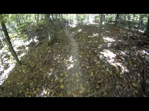 Alum Creek phase II MTB trail