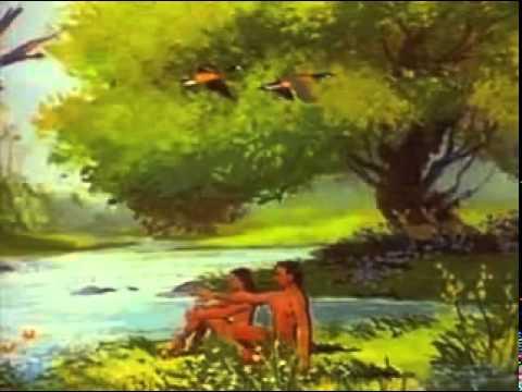 THIÊN CHÚA SÁNG TẠO VŨ TRỤ & LOÀI NGƯỜI ( KINH THÁNH )
