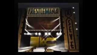 WWE Wrestlemania X8 Gamecube Entrances