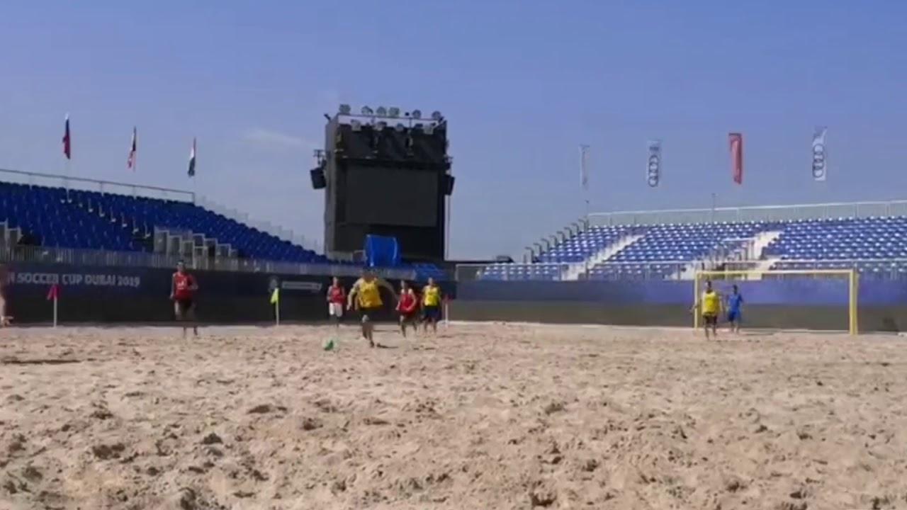 Пляжный футбол дубай купить апартаменты в тайланде пхукет недорого