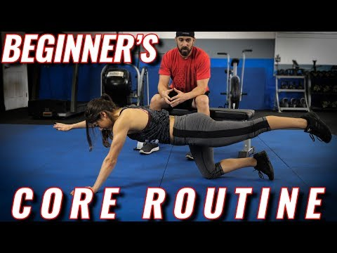 8 Core Exercises for True Beginners – Bodyweight Only