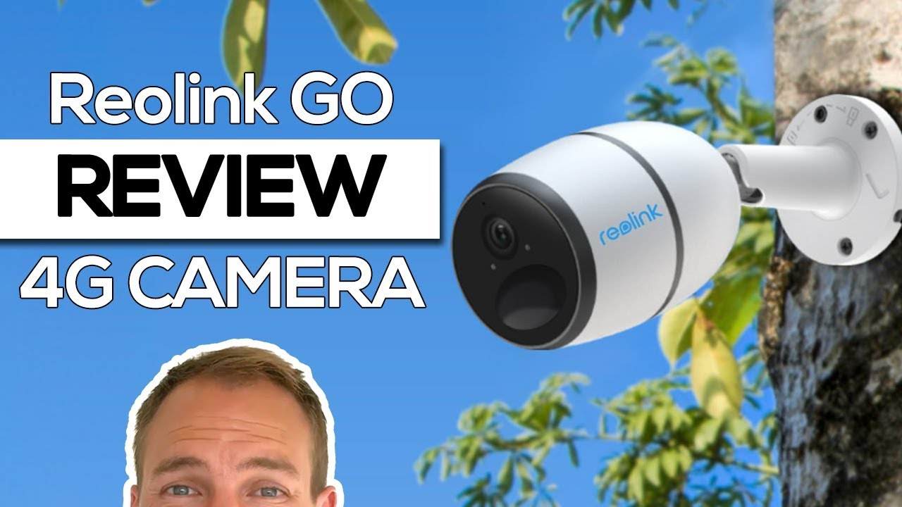 100% Wireless 4G Security Camera - Reolink GO Full Review
