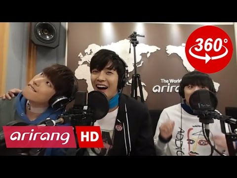 360º  SF9에스에프나인  Super K-PopArirang Radio Part-1
