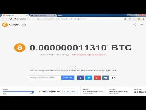 Test Mining Bitcoin Di Chrome Ekstensi, Windows7-32bit