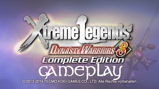 DYNASTY WARRIORS 8 XTREME LEGENDS COMPLETE EDITION - Gameplay Commentary [Deutsch] [HD]