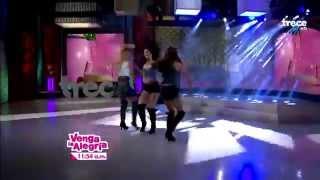 HD El ballet de Venga baila