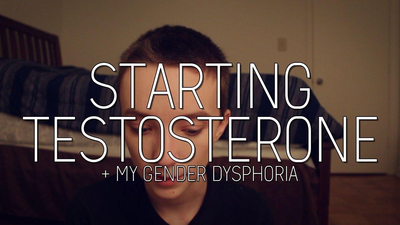 I'm Starting T??? + My Gender Dysphoria   ChandlerNWilson