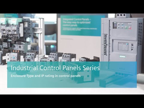 NEMA Enclosure Type And IP Rating In Industrial Control Panels