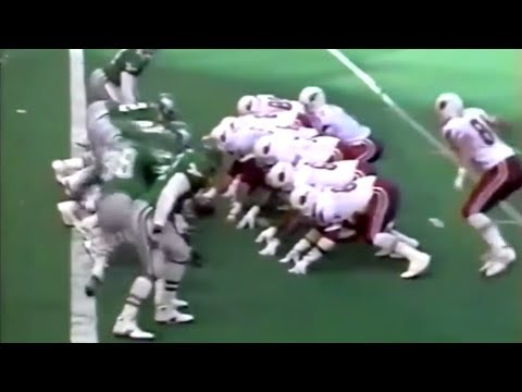 Greatest Goal Line Stands in NFL History