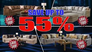 Multi-Million Dollar Furniture Buyout