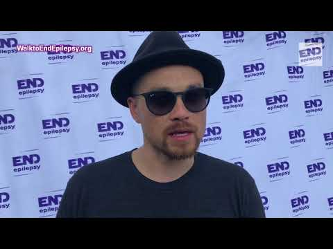 Interview with DJ Hapa - at the Walk to End Epilepsy 2017 in Los Angeles