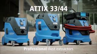 Nilfisk ATTIX 33 & 44