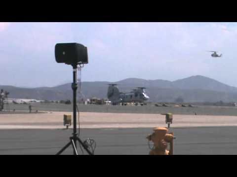 MAGTF! at the 2011 Miramar Airshow. 9/30/2011