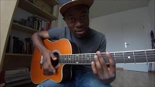 PLUS RIEN NE M´ETONNE - Tiken Jah Fakoly (Comment jouer |  How to Play ?)