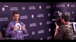 """3Sat """"kinokino extra"""" Filmfest München - Sie nannten ihn Spencer, 2.7.17"""