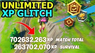 RANK UP FAST *UNLIMITED XP GLITCH* Fortnite Chapter 2! (How To Level Up + Get Tier 100 FAST)