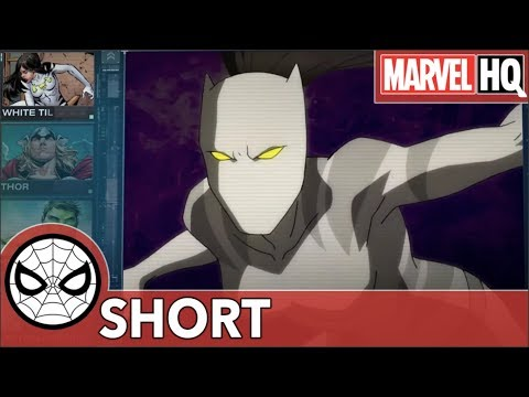 S.H.I.E.L.D. Report: White Tiger | Fury Files - White Tiger