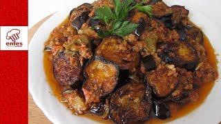 Patlıcan Musakka Tarifi - Enfes Yemek Tarifleri