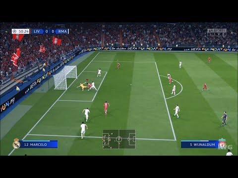 FIFA 20 Gameplay (PS4 HD) [1080p60FPS]