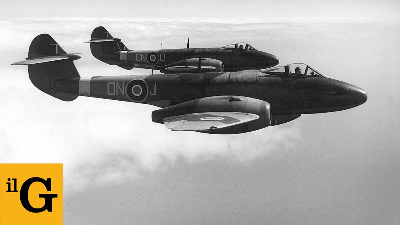 Aerei Da Caccia Americani Seconda Guerra Mondiale : I motori aerei della seconda guerra mondiale youtube