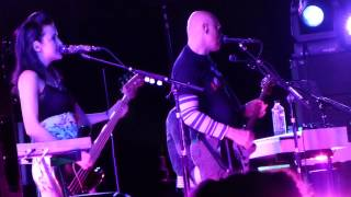 Smashing Pumpkins - Inkless LIVE HD (2012) Gibson Amphitheatre