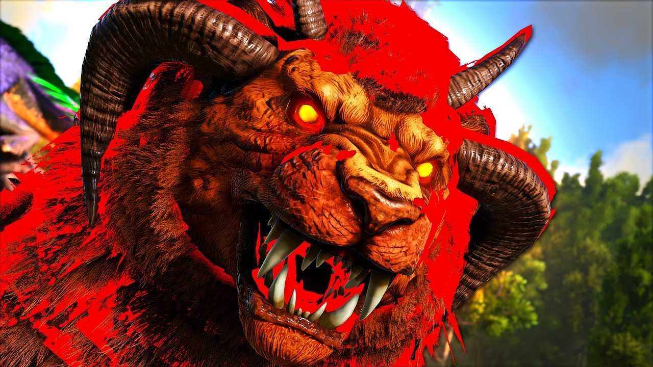 Download It's FINALLY TIME to ASCEND our BRUTAL MANTICORE into a GOD! | ARK O-MEGA Modded #87