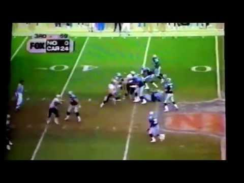 Carolina Panthers 1999 Season Highlights