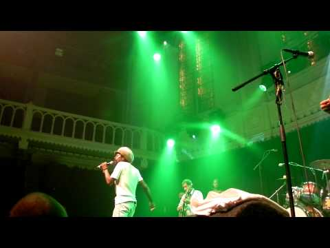 COCOA TEA LIVE IN PARADISO, AMSTERDAM, HURRY UP & COME!! 12 december 2011