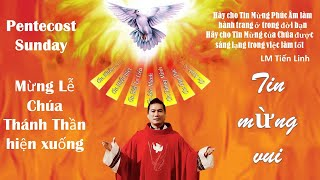 """Lm Tiến Linh - Thánh ca Mừng Chúa  Phục Sinh -""""Tin mừng vui"""""""