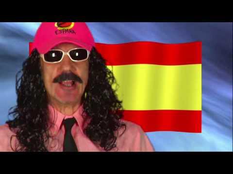 rafa corega-nuevo himno de España