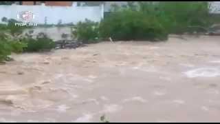 Brza i nabujala reka - [ Velike poplave u Regionu ] 23.05.2014
