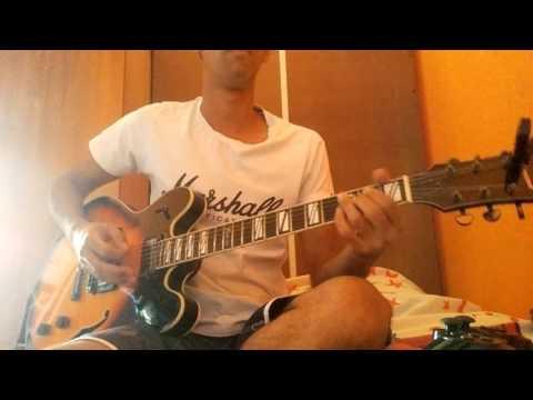 SAXON, battering ram ,, guitarra cover,,
