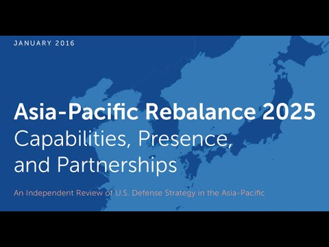 The Asia-Pacific Rebalance: An Overview