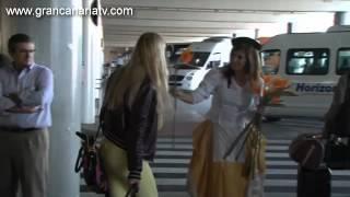 Turismo.- La aerolínea Germania inicia sus operaciones entre Memmingen y Gran Canaria